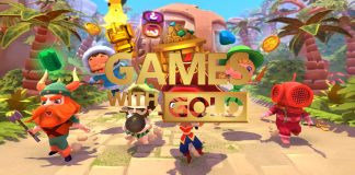 May 2019 Games with Gold