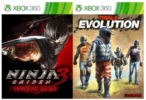 Ninja Gaiden 3: Razer's Edge and Trials Evolution Are Now Backward Compatible