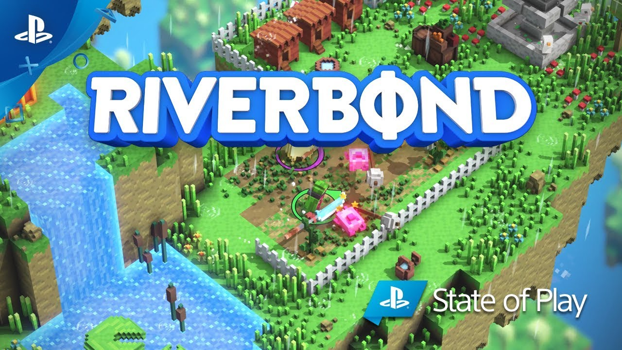 Riverbond Trailer