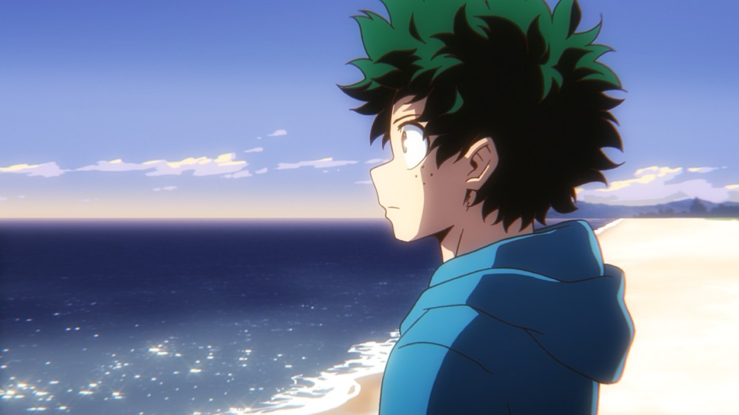 My Hero Academia The Movie: Heroes Rising-TICGN