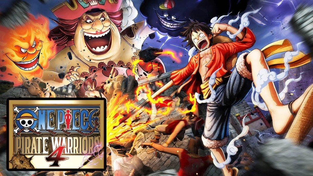 One Piece: Pirate Warriors 4-TICGN