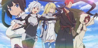 Is It Wrong to Try to Pick Up Girls in a Dungeon Infinite Combate-TICGN
