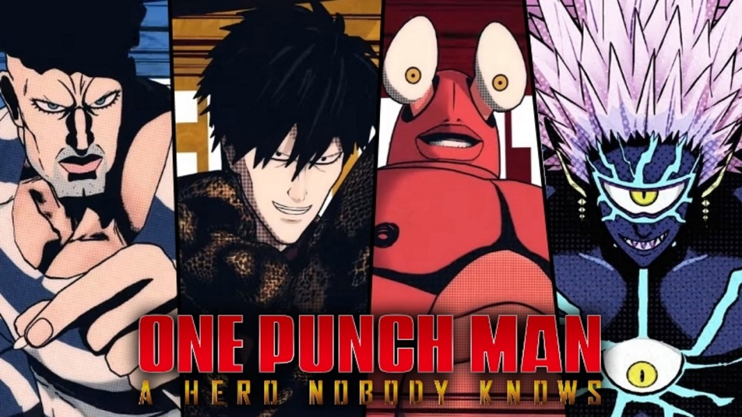 One Punch Man A Hero Nobody Knows-TICGN
