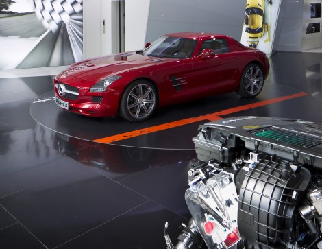 AMG Performance Center Beijing 2012