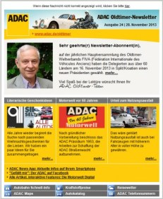 ADAC Newsletter