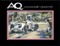 Automobile Quaterly Vol 50 No 1