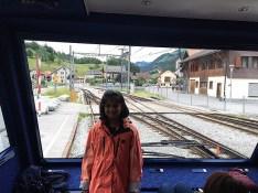 saanvi-in-the-train