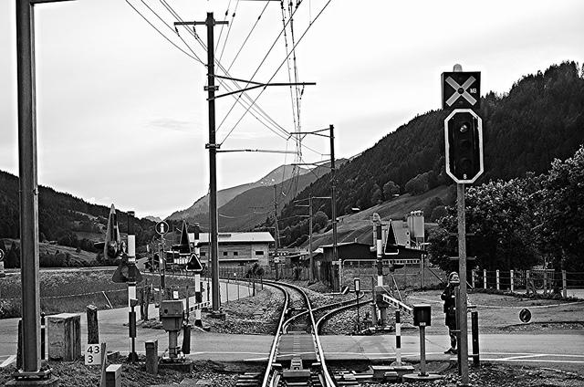 train-crossing