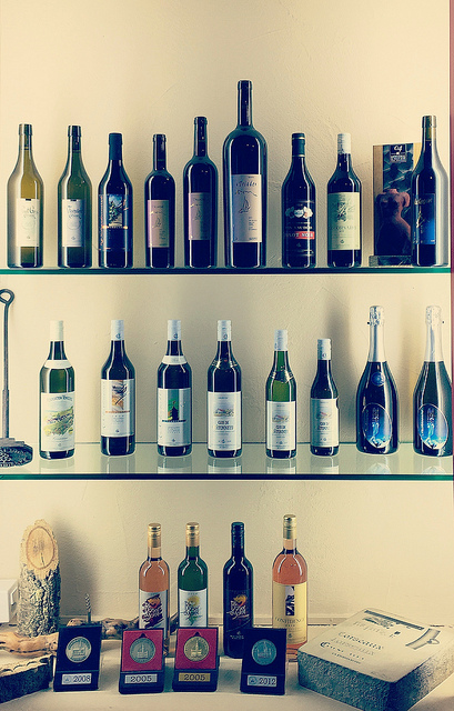 bottles-and-awards