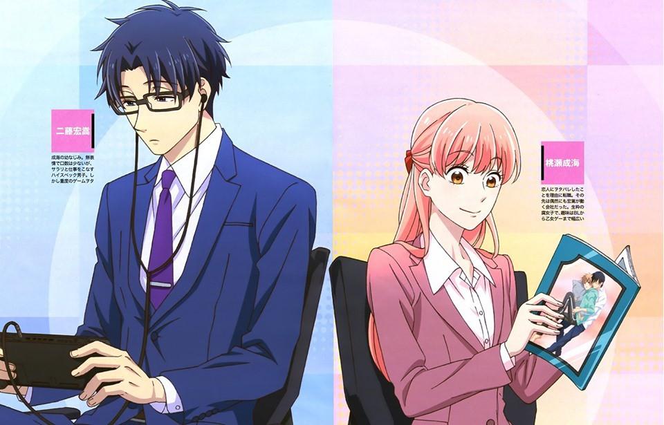 7 lý do tại sao otaku nên hẹn hò với nhau