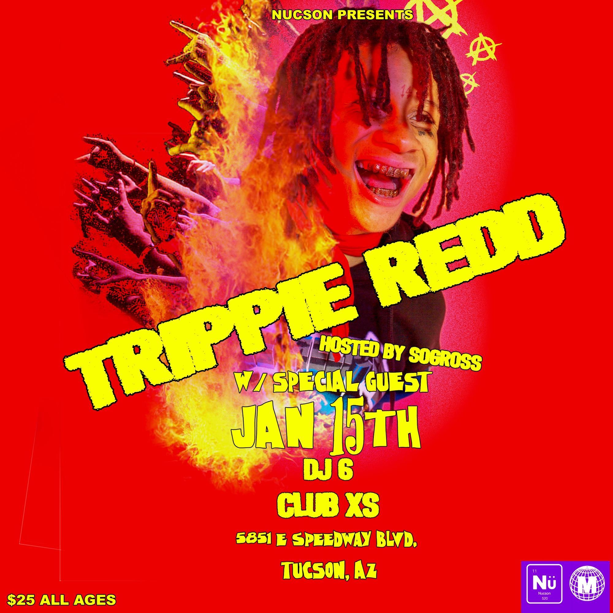 trippie redd 1 15 18 tickets in tucson