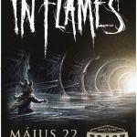 In Flames koncert – ELHALASZTVA!