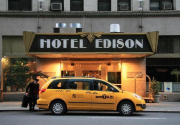 The Edison Hotel NYC Ticketseller