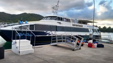 Cat Cocos- the fast ferry