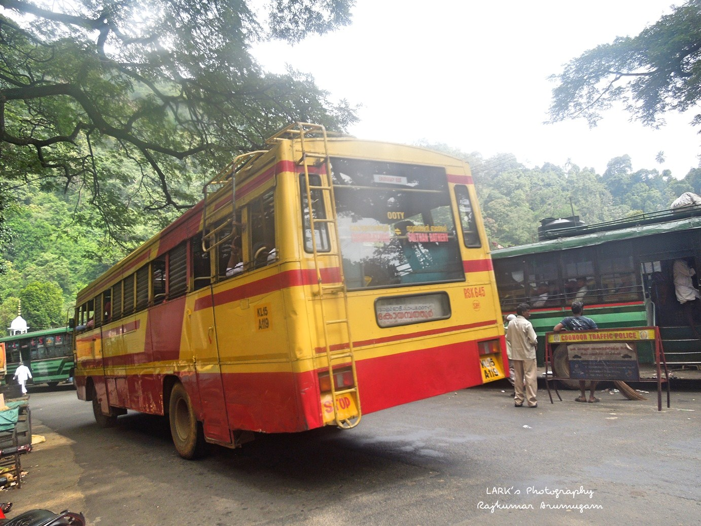 Nilgiri Riders of KSRTC