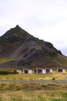Cottages in West Iceland