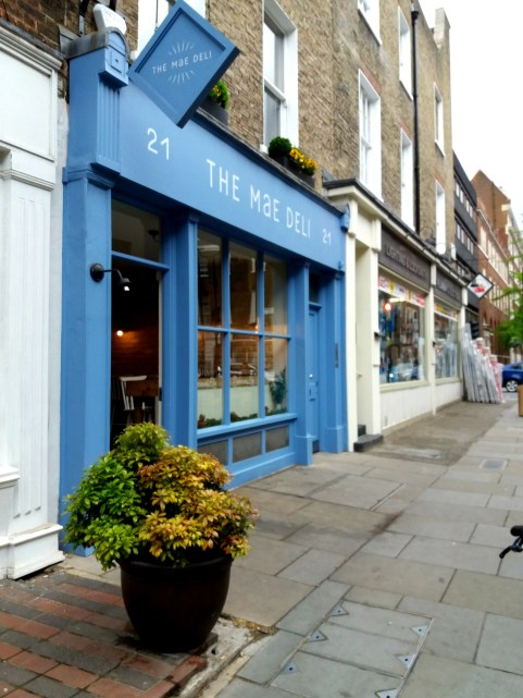 Deliciously Ella, Seymour Place, London