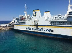 Ferry to Gozo is fast and cheap.