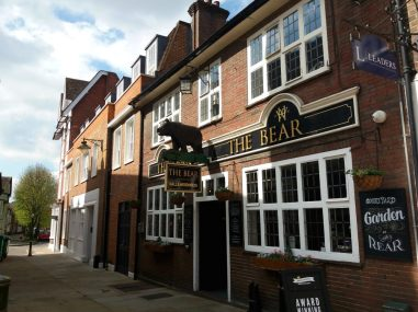The Bear - Horsham