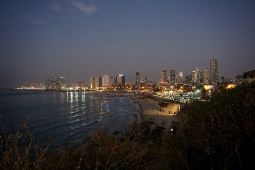 Tel Aviv PanoramIC vIEW