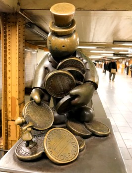 Tom Otterness Installation