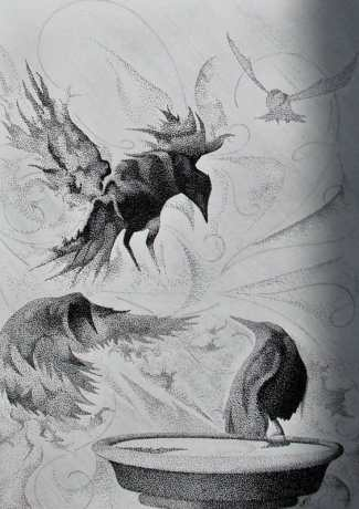 Spirit Crows