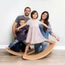 Capikooa balance boards and family