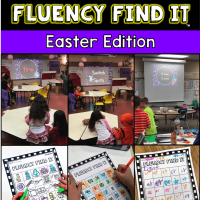 Easter Fluency Find It