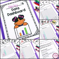 Kindergarten Assessments Using Data Folders