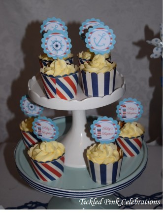 nautical-baptism-christening-party-table-cupcakes