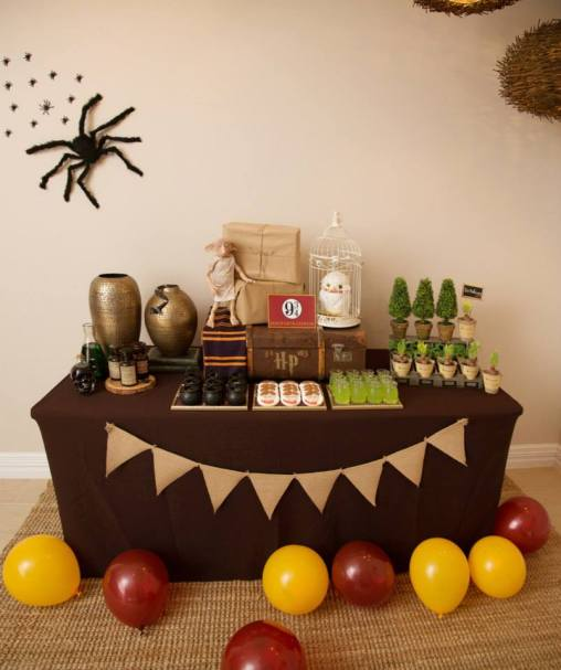 Harry Potter Party25