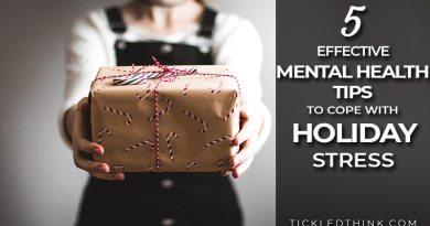 mental health tips this holiday season