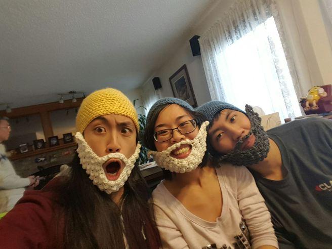 Bearded Beanie 3
