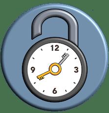 Tick Tock Key & Lock