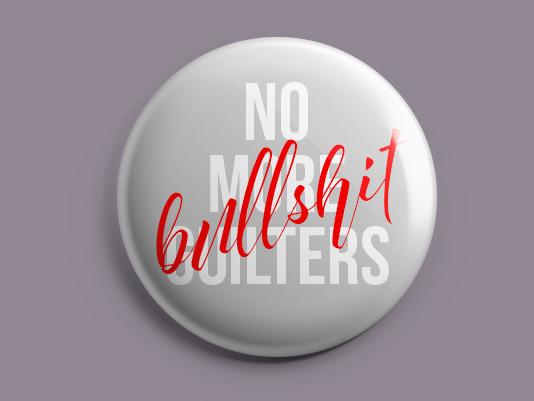 No More Guilters Bullshit