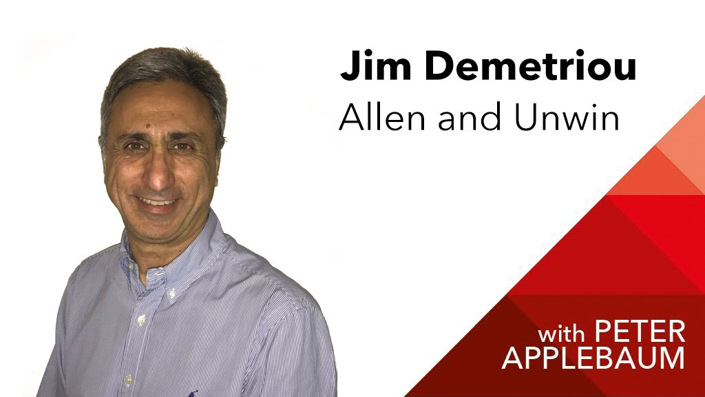 10 - Allen and Unwin: The Digital Disruption of Book Publishing