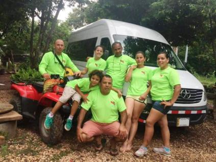 Staff Tico Adventure Tours