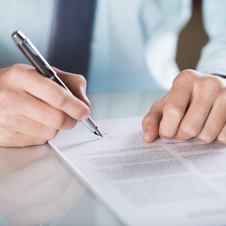 redazione contratti di lavoro