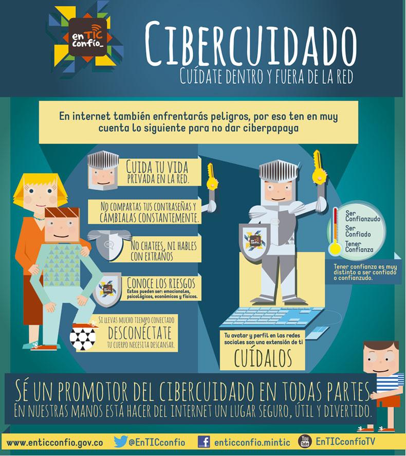 Cibercuidado: cuídate dentro y fuera de la red