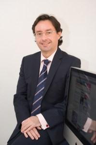 Alberto Cagigas. Director de Castilla y León Económica