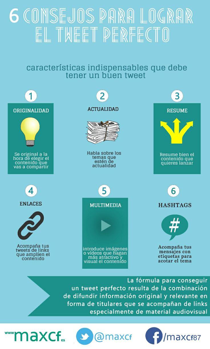 6 consejos para el tweet perfecto