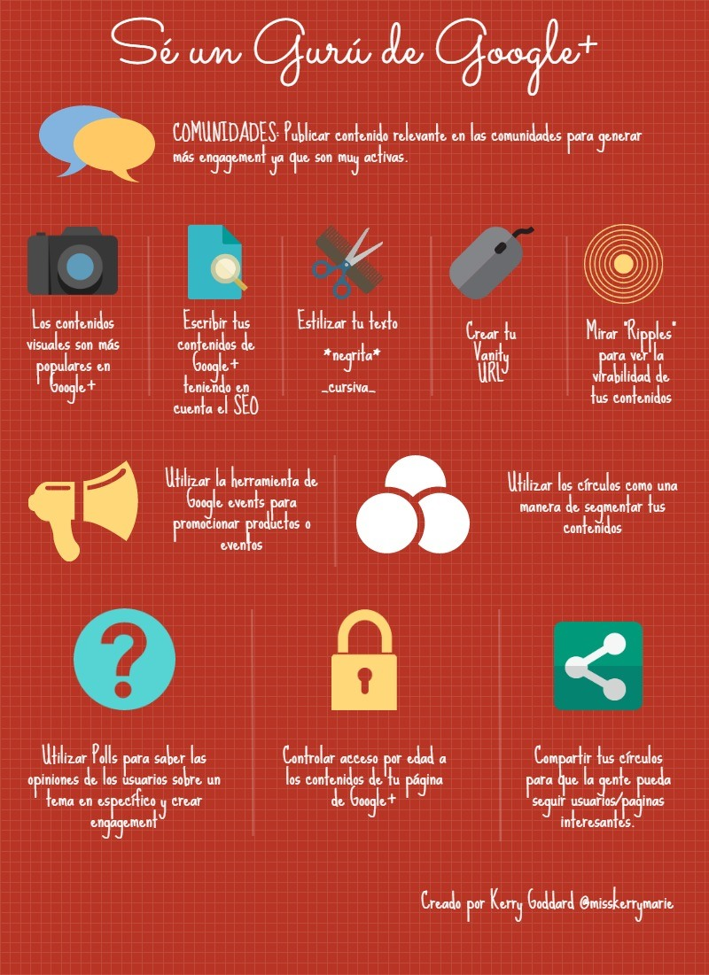 Cómo ser un gurú de Google +