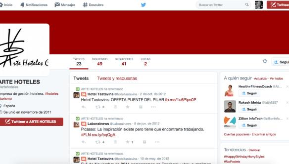 Es mejor no tener cuenta en Twitter, que tener una cuenta como esta