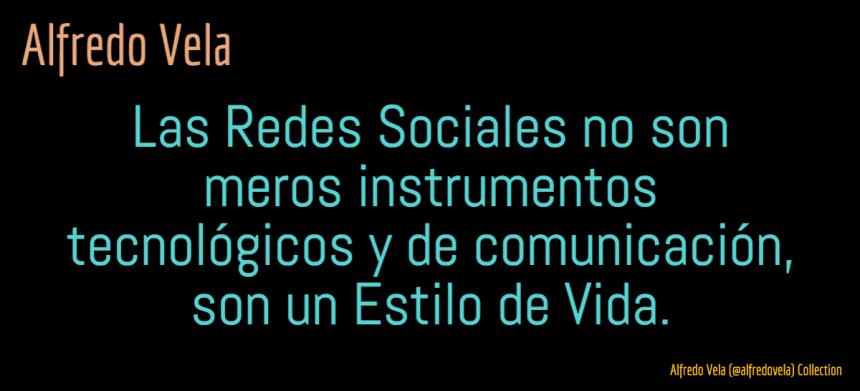 Las Redes Sociales son un Estilo de Vida