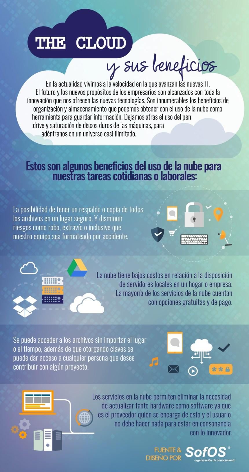 Beneficios de la Nube
