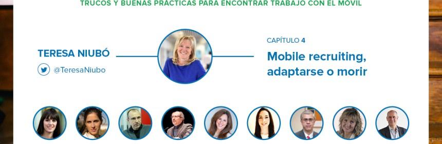 #ApplicateAlTrabajo - Capítulo 4 - Teresa Niubó