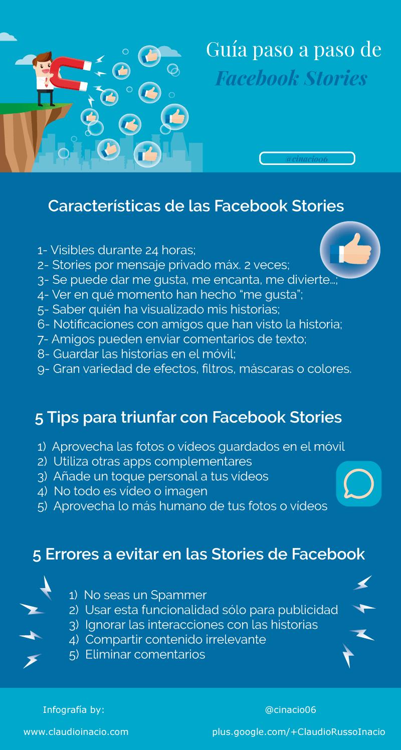 Facebook Stories: guía paso a paso