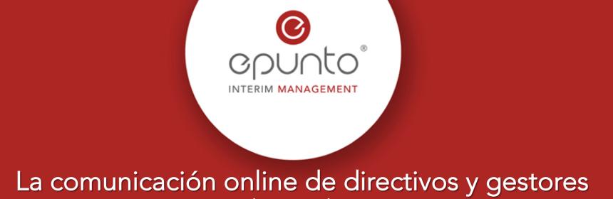 La comunicación online de directivos y gestores