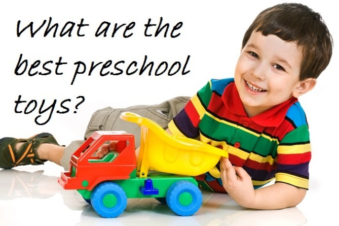 What are the best preschool toys?