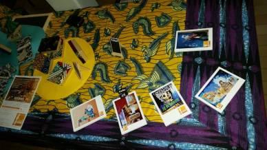 cartes de la série touareg by KatG